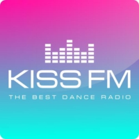 Logo of radio station Kiss FM DnB