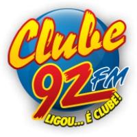 Logo de la radio Radio Clube 92 FM