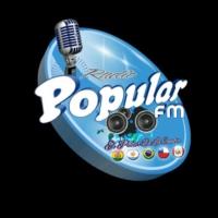 Logo of radio station radio popular fm bolivia