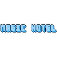 Logo of radio station Magic-fm BE/NL