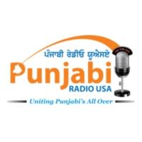 Logo of radio station Punjabi Radio USA