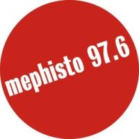 Logo of radio station mephisto 97.6