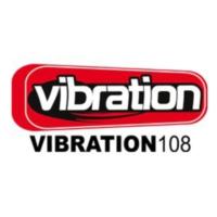 Logo of radio station Vibration 108