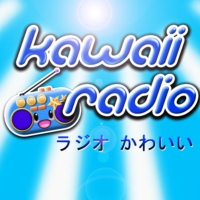 Logo of radio station KAWAii Radio