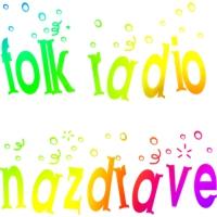 Logo de la radio Folk Radio Nazdrave
