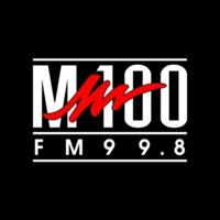 Logo de la radio M100