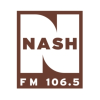 Logo de la radio WLFF Nash Fm 106.5
