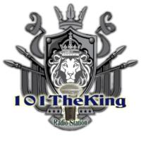 Logo of radio station 101THEKING