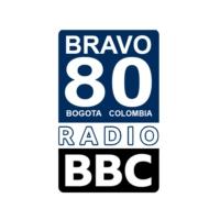 Logo de la radio BBC 80s