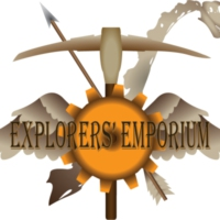 Logo of radio station Explorers Emporium Radio