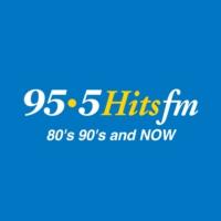 Logo de la radio CJOJ-FM 95.5 Hits FM