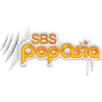 Logo of radio station SBS PopAsia