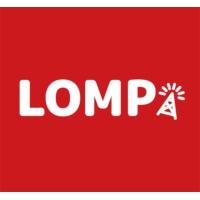 Logo of radio station Lomp Radio - AM 819 - Emmen