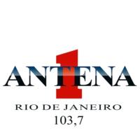 Logo of radio station Antena 1 - Rio de Janeiro