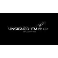 Logo of radio station Unsigned-FM.co.uk