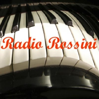 Logo of radio station Radio Rossini