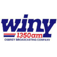 Logo de la radio WINY 1350 AM