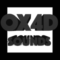 Logo of radio station OX4Dsounds