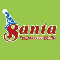 Logo de la radio Sorcerer Radio Santa