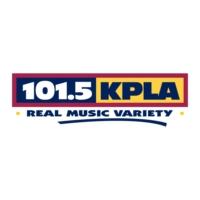 Logo de la radio 101.5 KPLA