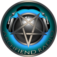 Logo of radio station Archfiend Radio