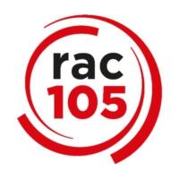 Logo of radio station RAC 105