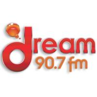Logo of radio station Dream FM 90.7