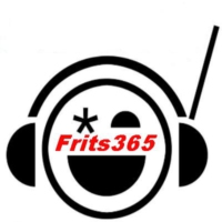 Logo of radio station Frits365music