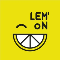 Logo of radio station LEM'oN