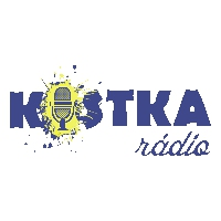 Logo of radio station Kostka Rádio