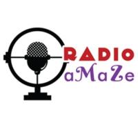 Logo of radio station Radio aMaZe