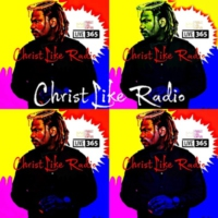 Logo of radio station Christ Like Radio