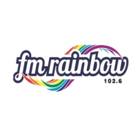 Logo of radio station AIR - FM Rainbow