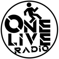 Logo of radio station One Live Radio