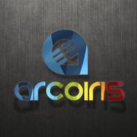 Logo de la radio Arcoiris 99.3 FM