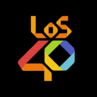 Logo of radio station LOS40 - Gandia