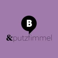 Logo de la radio & Putzfimmel. Von barba radio