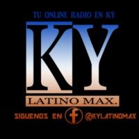 Logo of radio station Ky Latino Max