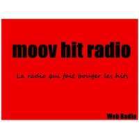 Logo of radio station Moov Hit
