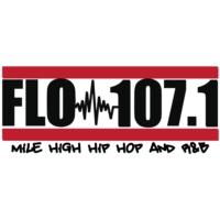 Logo of radio station KFCO FLO 107.1
