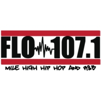 Logo of radio station KFCO FLO 107.1