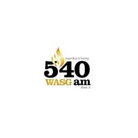 Logo of radio station WASG 540AM
