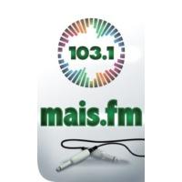 Logo of radio station Mais FM 103.1
