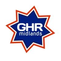 Logo of radio station GHR Midlands UK