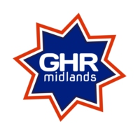 Logo de la radio GHR Midlands UK