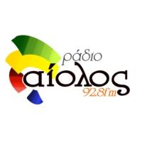 Logo of radio station Aíolos 92.8 - Αίολος 92,8