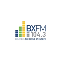 Logo of radio station BX FM