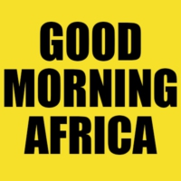 Logo of radio station Good Morning Africa