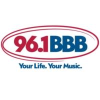Logo de la radio WBBB 96.1 BBB