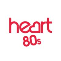 Logo de la radio Heart 80s